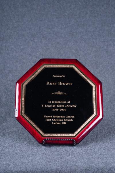 Edmond Trophy 534