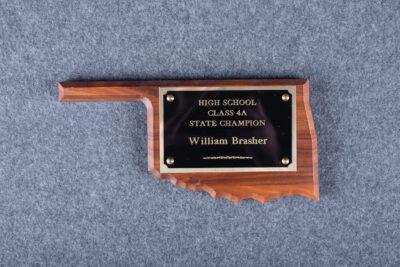 Edmond Trophy 556